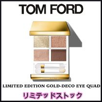 ★限定★TOM FORD**GOLD-DECO EYE QUAD**追跡可