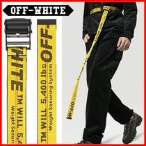 ◆Off-White◆20SS Yellow Industrial Belt 200cm◆正規品◆