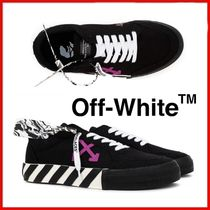 ◆Off-White◆20FW Black Low Top Sneakers◆正規品◆
