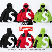 FW20 Supreme The North Face S Logo Mountain Jacket