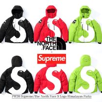 FW20 Supreme The North Face S Logo Himalayan Parka
