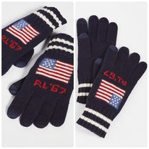 POLO RALPH LAUREN RL Flag Merino Touch 手袋 関税送料無料
