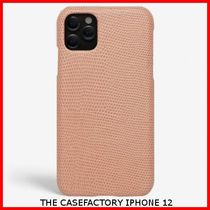 関税送料込☆THE CASEFACTORY☆IPHONE 12 LIZARD ROSE