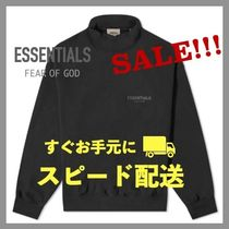 【送関込】お早めに! FOG  ESSENTIALS  Mock Neck Sweatshirt
