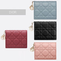 直営店買付 DIOR MINI LADY DIOR WALLET