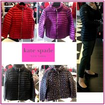 kate spade☆packable down jacket コンパクトダウン☆税込