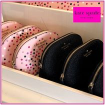 kate spade★small dome cosmetic ドームコスメポーチ☆送込