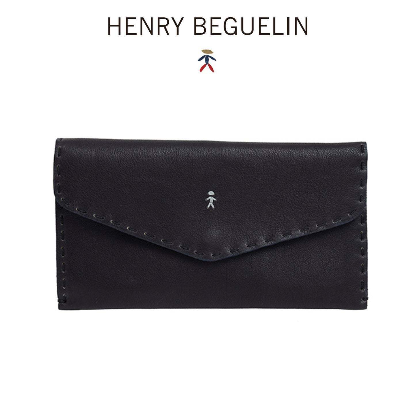 ★ HENRY BEGUELIN ★ CRISS SFOD. MESSICO フラップ長財布 (HENRY BEGUELIN/長財布) 60690745