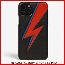 関税送料込☆THE CASEFACTORY☆IPHONE 12 PRO LIGHTNING BLACK