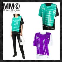 【MM6】☆20AW☆ Explanation プリント Tシャツ