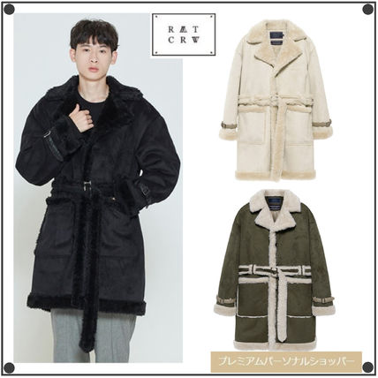 ROMANTIC CROWN コートその他 ROMANTIC CROWNのLUMBER JACK MUSTANG COAT 全3色