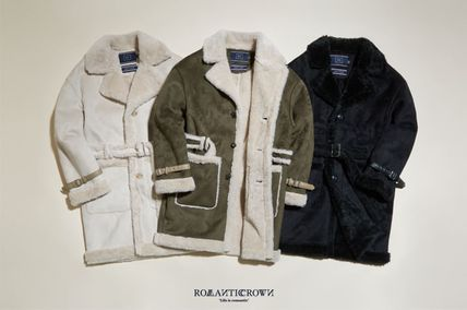 ROMANTIC CROWN コートその他 ROMANTIC CROWNのLUMBER JACK MUSTANG COAT 全3色(2)