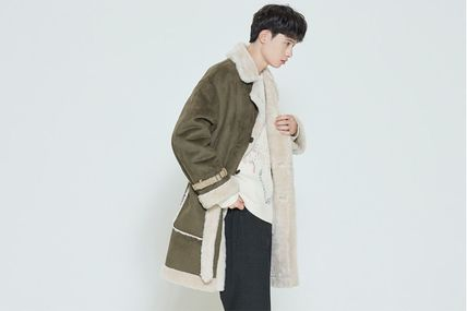 ROMANTIC CROWN コートその他 ROMANTIC CROWNのLUMBER JACK MUSTANG COAT 全3色(4)