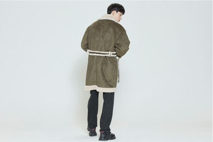 ROMANTIC CROWN コートその他 ROMANTIC CROWNのLUMBER JACK MUSTANG COAT 全3色(8)