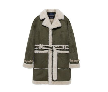 ROMANTIC CROWN コートその他 ROMANTIC CROWNのLUMBER JACK MUSTANG COAT 全3色(9)