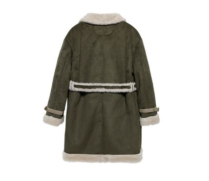 ROMANTIC CROWN コートその他 ROMANTIC CROWNのLUMBER JACK MUSTANG COAT 全3色(10)