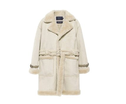 ROMANTIC CROWN コートその他 ROMANTIC CROWNのLUMBER JACK MUSTANG COAT 全3色(18)