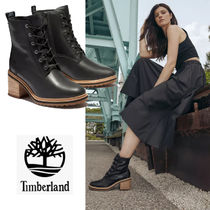 Timberland ★ Sienna High レースアップ防水ブーツ