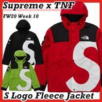 Supreme TNF The North Face S Logo Mountain Jacket FW 20
