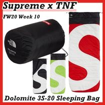Supreme X TNF The North Face S Logo Dolomite Sleeping Bag