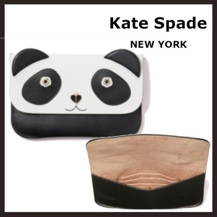 Kate Spade☆かわいいパンダポーチ/panda pouch☆送料込み