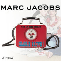 【PEANUTS × MARC JACOBS】ミニ ボックス バッグ アメリカーナ