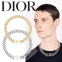 【DIOR】人気商品!CD ICON チェーン ネックレス チョーカー