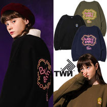 ★TWN x BUBBLEBOBBLE★日本未入荷 Signature Neon Sweat Shirts