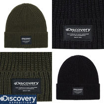 ★DISCOVERY EXPEDITION★『特別な冬』Watch Logo ビーニー