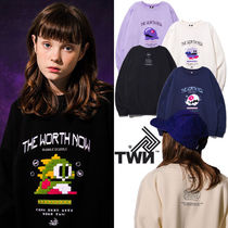 ★TWN x BUBBLEBOBBLE★日本未入荷 Bubble Round Sweat Shirts