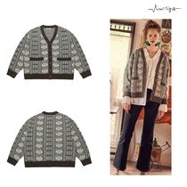 VITALSIGN - Fox Pure Merino Wool Cardigan