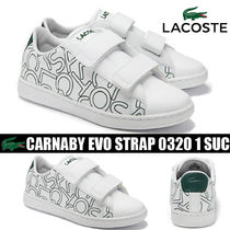LACOSTE(ラコステ) キッズスニーカー ◆人気商品◆LACOSTE◆CARNABY EVO STRAP 0320 1 SUC◆送料無料