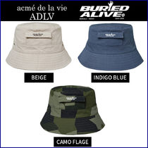 アクメドラビ ADLV★[BA x ADLV] OUT POCKET BUCKET HAT_3色