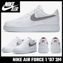 【NIKE】AIR FORCE 1 '07 3M
