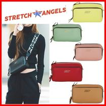 ★STRETCH ANGELS★12色・PANINI METAL LOGO SOLID BAG・正規品