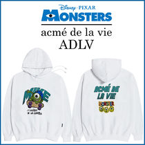 アクメドラビ ★[MONSTERS X ADLV] SKATEBOARD HOODIE (MIKE)
