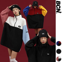 ★BASIC COTTON★2020F/W新作★韓国 フリース BCN Fleece Anorak