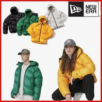 ◆New Era◆Featherless puffer down jacket 4Colors◆正規品◆