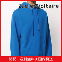 ZADIG & VOLTAIRE(ザディグ エ ヴォルテール) パーカー・フーディ Zadig&Voltaire ★ ドローストリング パーカー(在庫僅か)