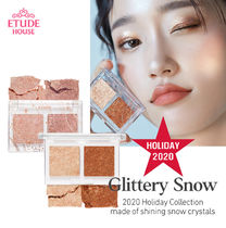 ETUDE HOUSEホリデー限定☆GLITTERY SNOW AIR MOUSSE PALETTE