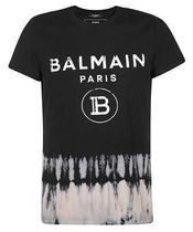Balmain TH11601I224 TIE & DYE T-shirt