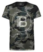 Balmain TH11601I264 T-shirt