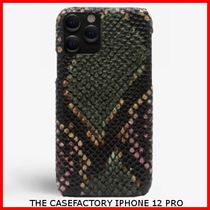 関税送料込☆THE CASEFACTORY☆IPHONE 12 PRO PYTHON MULTICOLOR