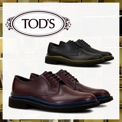 20AW LACE-UPS IN LEATHER レースアップ レザー