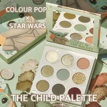 COLOUR POP × STAR WARS 【THE CHILD】アイシャドウパレット