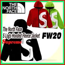 10 Week FW 20 Supreme The North Face S Logo Fleece Jacket