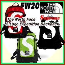 10 FW 20 Supreme The North Face  S Logo Expedition Backpack