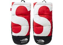 20 FW Supreme The North Face S Logo Nuptse Mitts Week 10