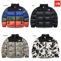 【新作】 THE NORTH FACE ★人気 M NOVELTY NUPTSE DOWN JACKET