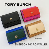 即発 TORY BURCH★EMERSON MICRO WALLET ミニ財布